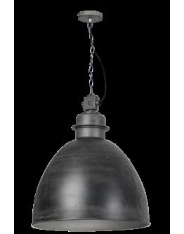 Factory Hanglamp XL Vintage Grey 55 cm (Max. 60w)