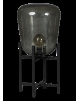 ETH Tafellamp Benn | Zwart/Smoke