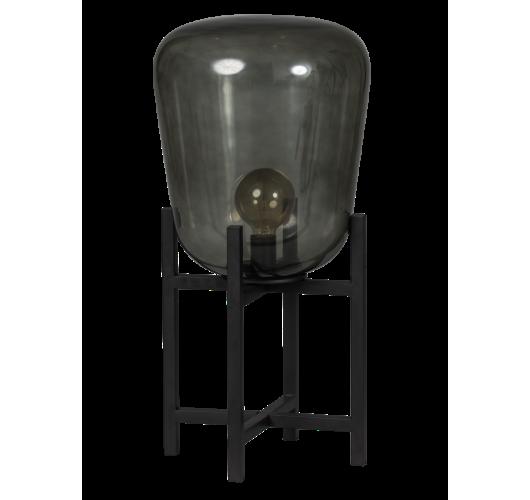 ETH Tafellamp Benn | Zwart/Smoke Tafellampen