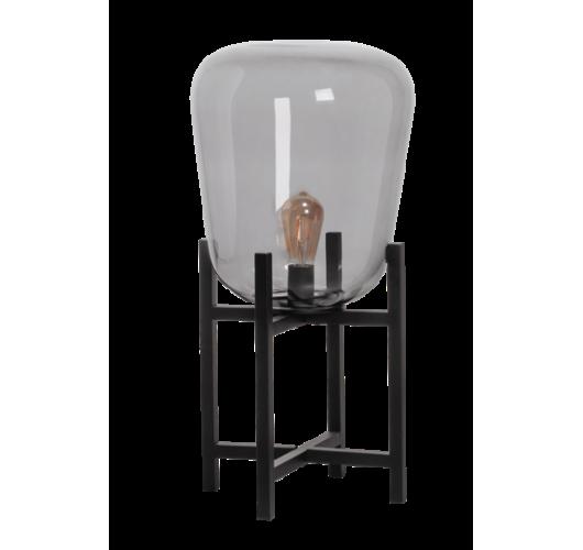 ETH Tafellamp Benn Mini | Zwart/Smoke Tafellampen
