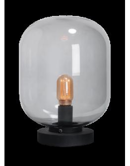 ETH Tafellamp Benn Mini | Zwart/Smoke