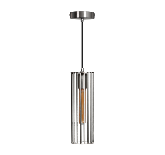 ETH Hanglamp Birdy Staal  Plafondlamp