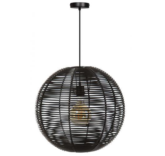 ETH Hanglamp Black Jack Ø50 CM | Zwart  Plafondlamp