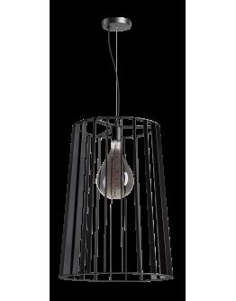 ETH Hanglamp Blackbird XL 48cm Zwart