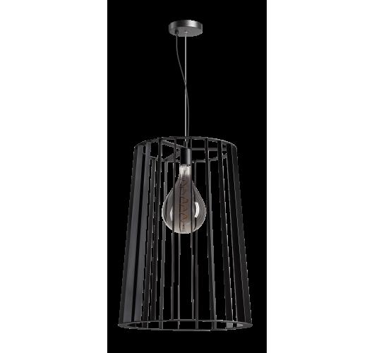 ETH Hanglamp Blackbird XL 48cm Zwart Hanglampen