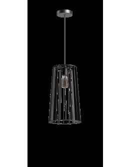 ETH Hanglamp Blackbird 26cm Zwart