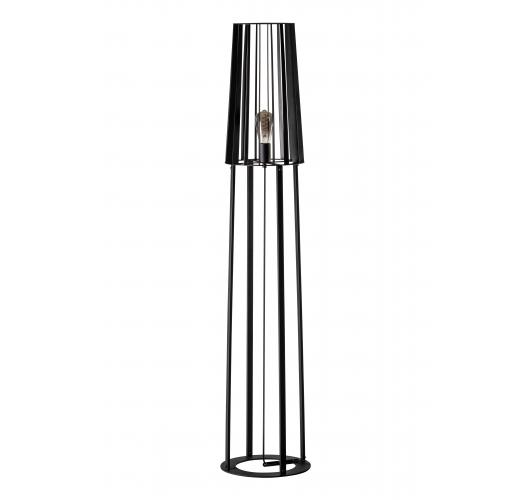 ETH Vloerlamp Blackbird H 146cm Zwart Vloerlampen