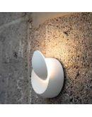 ETH Wandlamp Bug | Wit Wandlampen