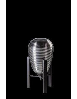 ETH Tafellamp Carl High   Smoke Glass