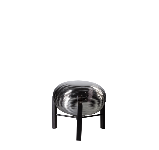 ETH Tafellamp Carl Wide | Smoke Glass Tafellampen
