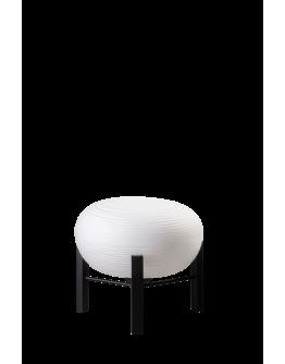 ETH Tafellamp Carl Wide | Opaal