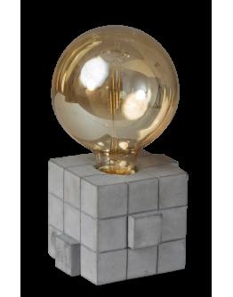 ETH Tafellamp Rubix | Beton Grijs