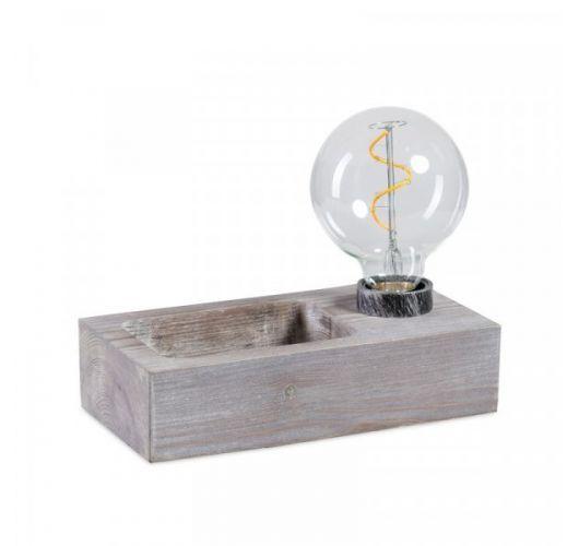 ETH Tafellamp Tray | Bruin/Grijs Tafellampen