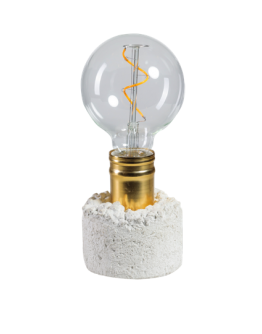 ETH Tafellamp Core | Beton/Koper