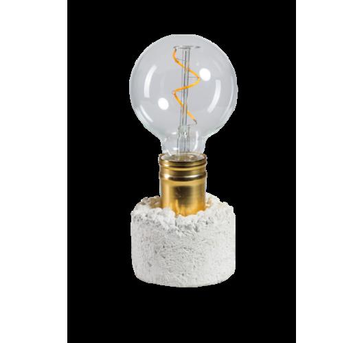 ETH Tafellamp Core   Beton/Koper Tafellampen