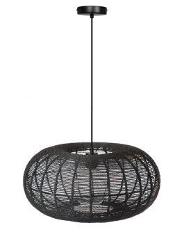 ETH Hanglamp Cosmo Rope | Ø50 CM | Zwart