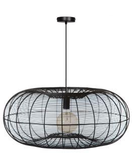 ETH Hanglamp Cosmo Steel | Ø70 CM | Zwart
