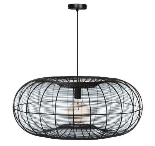 ETH Hanglamp Cosmo Steel | Ø70 CM | Zwart Hanglampen