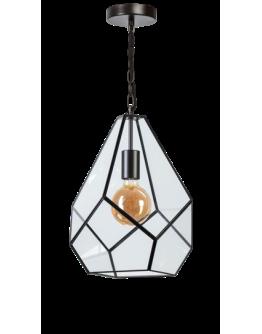 ETH Hanglamp Fame 4467-30 | Ø38 CM | Zwart