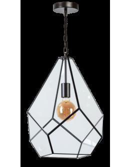 ETH Hanglamp Fame 4468-30 | Ø39 CM | Zwart