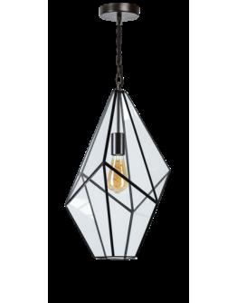 ETH Hanglamp Fame 4469-30 | Ø33 CM | Zwart