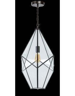 ETH Hanglamp Fame 4470-30 | Ø38 CM | Zwart