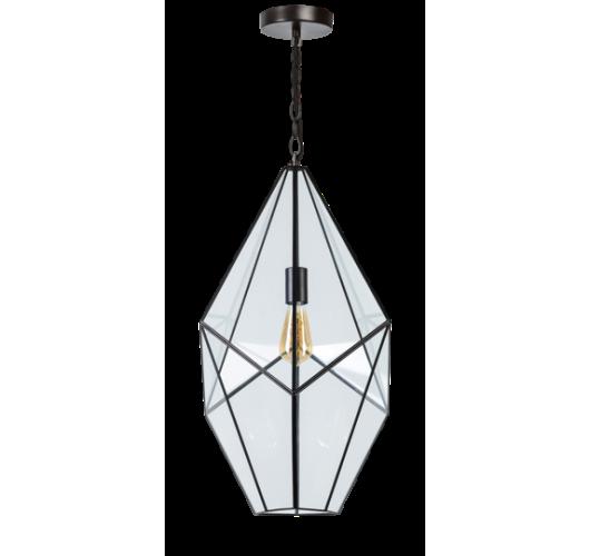 ETH Hanglamp Fame 4470-30 | Ø38 CM | Zwart Plafondlamp