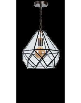 ETH Hanglamp Fame 4471-30 | Ø34 CM | Zwart