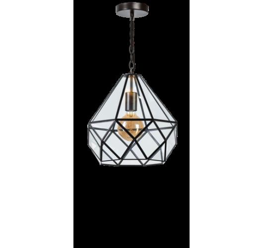ETH Hanglamp Fame 4471-30 | Ø34 CM | Zwart Plafondlamp