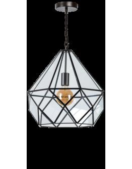 ETH Hanglamp Fame 4472-30 | Ø39 CM | Zwart