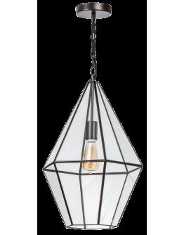 ETH Hanglamp Fame 4492-43 | Ø36 CM | Zwart