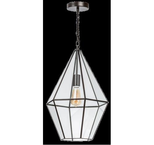 ETH Hanglamp Fame 4492-43 | Ø36 CM | Zwart Plafondlamp