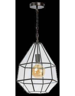 ETH Hanglamp Fame 4493-43 | Ø39 CM | Zwart