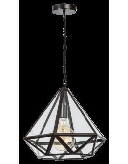ETH Hanglamp Fame 4494-43 | Ø43 CM | Zwart