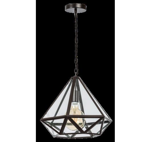 ETH Hanglamp Fame 4494-43 | Ø43 CM | Zwart Hanglampen