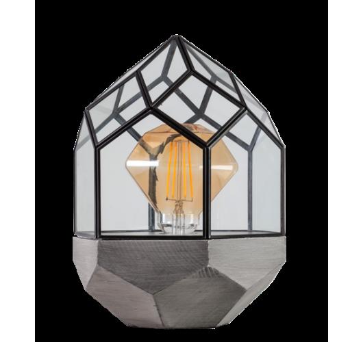 ETH Tafellamp Fame 3325-30 | Ø23 CM | Zwart Plafondlamp