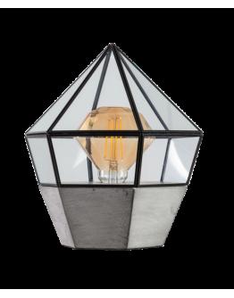 ETH Tafellamp Fame 3324-30 | Ø23 CM | Zwart