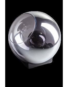ETH Tafellamp Orb 35cm Smoke Glas / Zwart