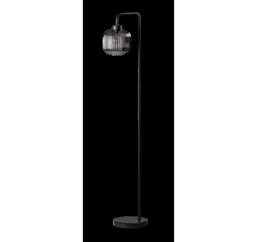 ETH Vloerlamp Ray Bow | Zwart  Vloerlampen