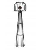 ETH Vloerlamp Steve Curvy | Zwart Vloerlampen