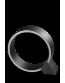 The Q tafellamp led zwart | 30 cm Tafellampen