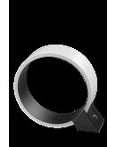 The Q tafellamp led wit   30 cm Tafellampen