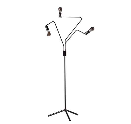ETH Vloerlamp Viper 3 Lichts H 164cm / Ø 86cm Vloerlampen