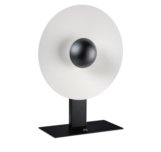 ETH Tafellamp Sunn   Zwart/Wit Tafellampen