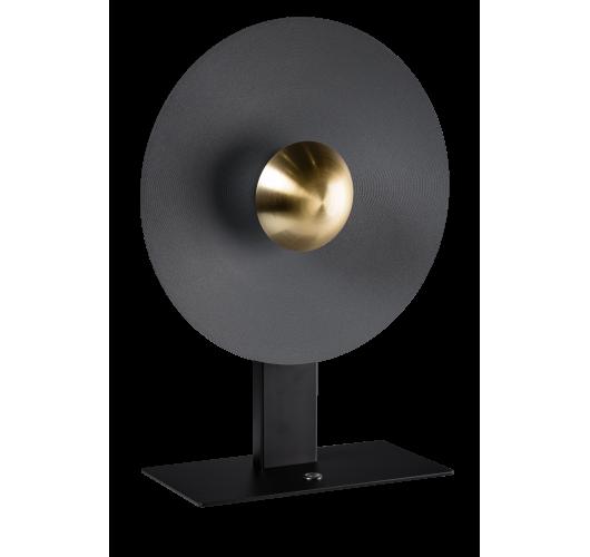 ETH Tafellamp Sunn | Zwart/Messing Tafellampen