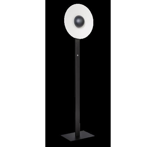 ETH Vloerlamp Sunn | Zwart/Wit Vloerlampen