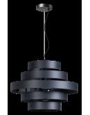 ETH Hanglamp Blagoon antraciet | 5-rings Hanglampen