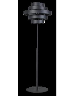 ETH Vloerlamp Blagoon antraciet | 5-rings