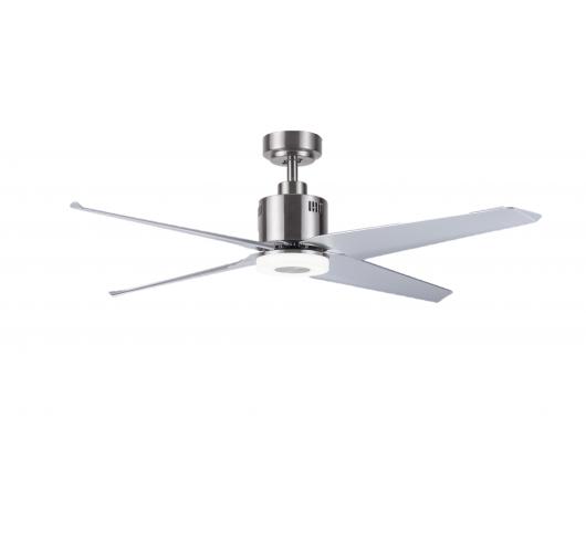 Plafond ventilator van ETH - The Fan No. 1 - 4 bladen Staal Overigen