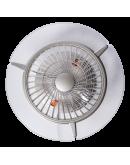 ETH Fan no.7 plafondventilator zomer/winterstand | 6 Standen Ventilatoren
